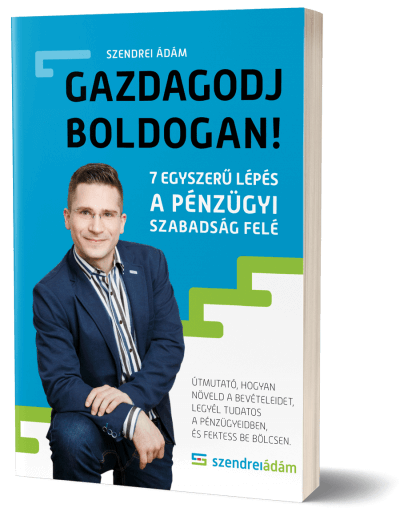 (1) 7 lépéses ingyenes pénzügyi tréningvideó (online) - Szendrei Ádám