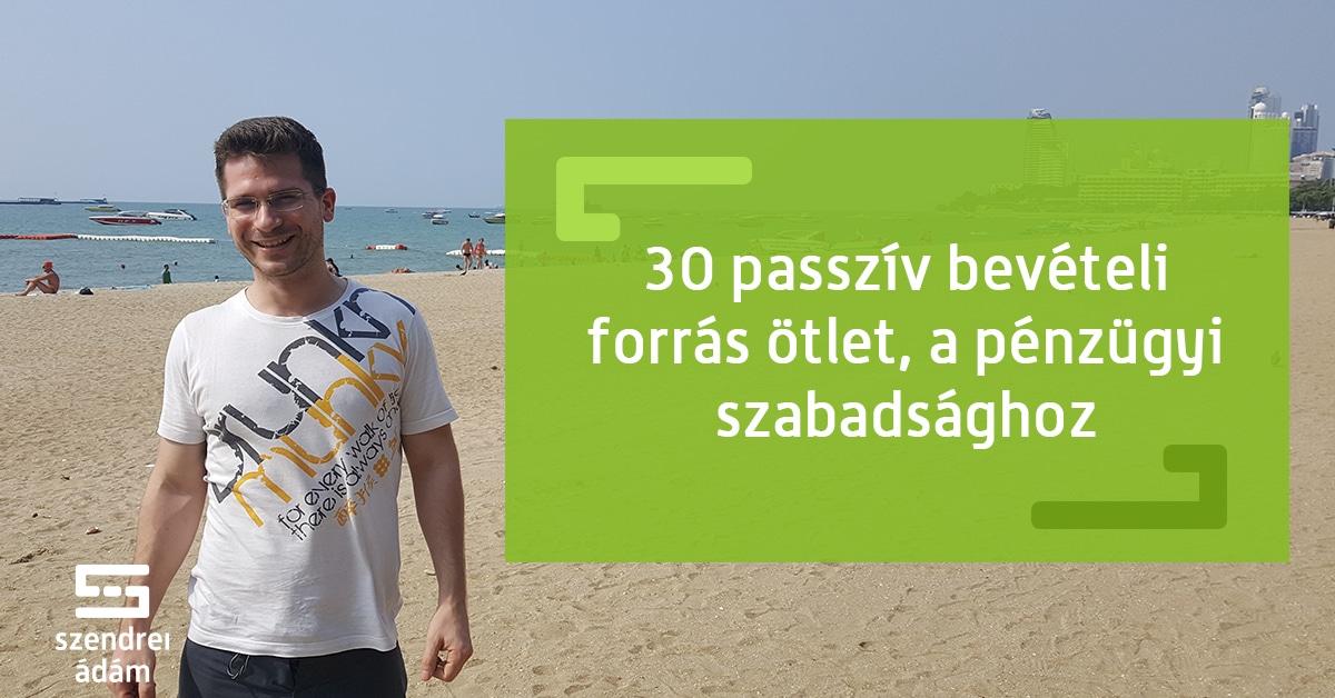 Passzív jövedelem források – 21 ötlet | budapestapartment.co.hu