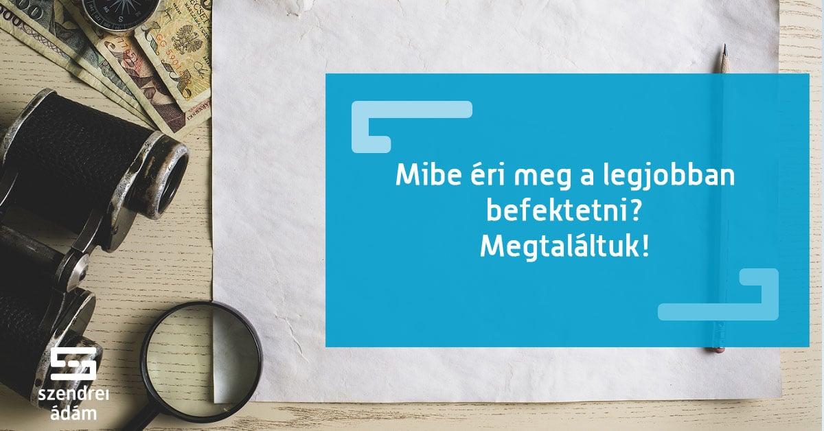 befektetés internetes módszerekbe)